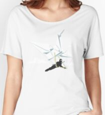 Ninja Glider Women's Relaxed Fit T-Shirt