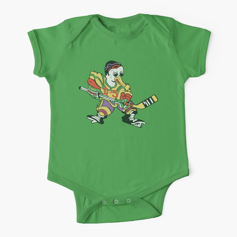 D-5 Ducks Baby One-Piece