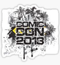 Comic Con 2013 Sticker