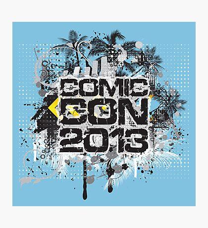 Comic Con 2013 Photographic Print