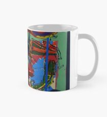 Abstract popart Classic Mug