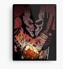 inFAMOUS : Bad Karma Poster Metal Print
