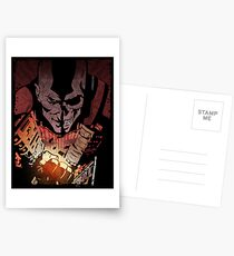 inFAMOUS : Bad Karma Poster Postcards