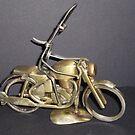 Velocette Venom 1959 BC 92912 by Brian Cox