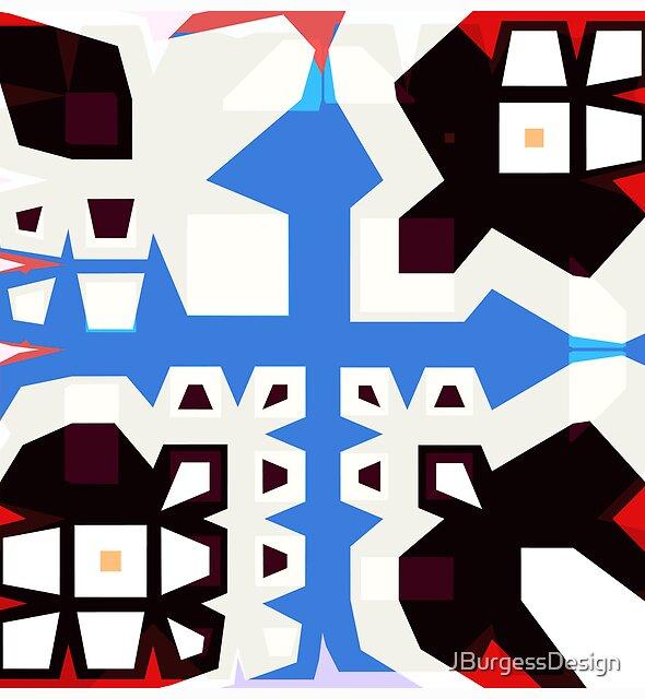 BlueRedWhite2 by JBurgessDesign