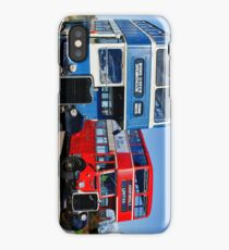 1936 Buses iPhone Case/Skin