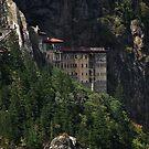 Sümela Monastery,Trabzon by rasim1