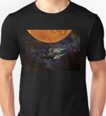 Get aboard the ship of the future Unisex T-Shirt
