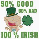 Irish Baby by HolidayT-Shirts