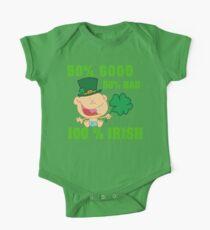 Irish Baby One Piece - Short Sleeve