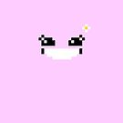 Bandage Girl Face Pixels by andersonOllie