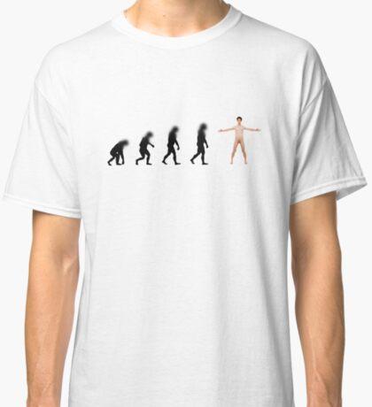 99 Steps of Progress - Facebook Classic T-Shirt