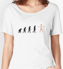99 Steps of Progress - Facebook Women's Relaxed Fit T-Shirt
