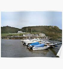 Axmouth Harbour Poster