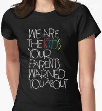 K.I.D.S Women's Fitted T-Shirt