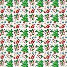 Christmas Pattern by AdeleManuti
