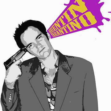 Quentin Tarantino by vssff