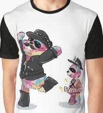 Rainbow Bondage Bears Graphic T-Shirt