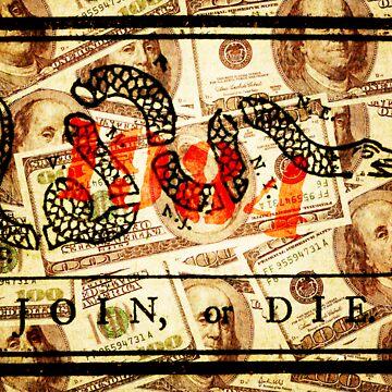 Join Or Die 1984 by Blasphemy