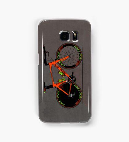 Time Trial Bike Samsung Galaxy Case/Skin