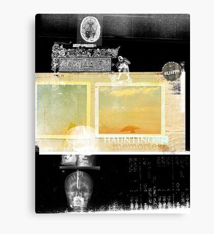 Haunting Memories Canvas Print