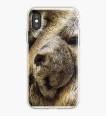 Pile of Baby Meerkats Sleeping iPhone Case