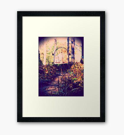 Oxford, MI | Autumn 5 Framed Print