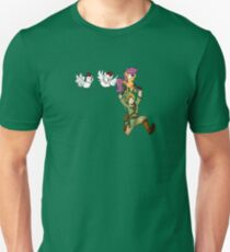 Link's Harassing the Scootaloos Again T-Shirt