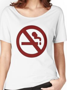 Marceline: No Smoking Shirt Women's Relaxed Fit T-Shirt