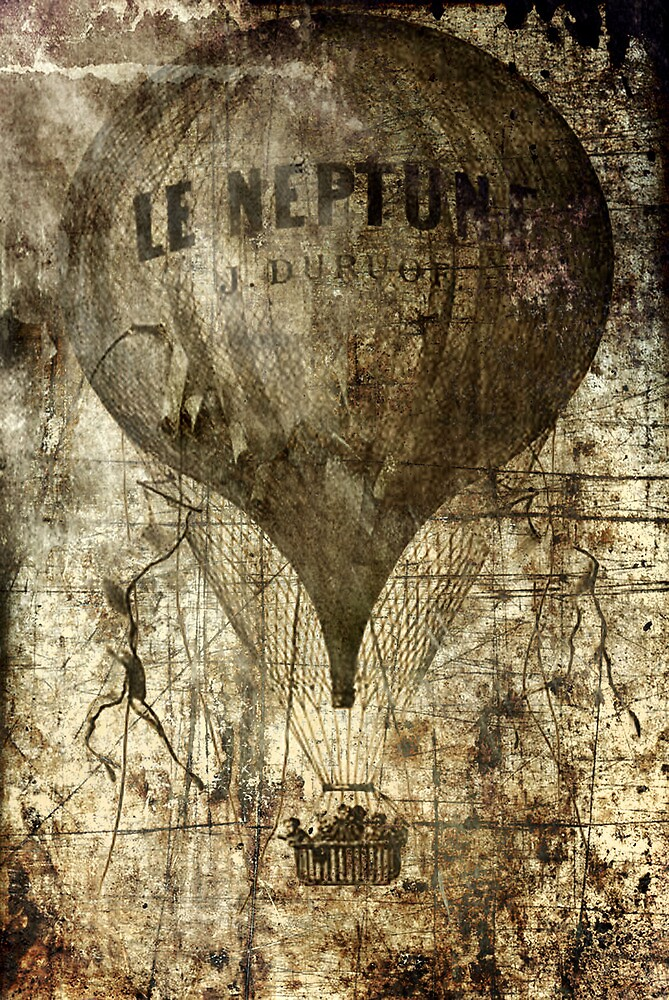 Le Neptune by garts