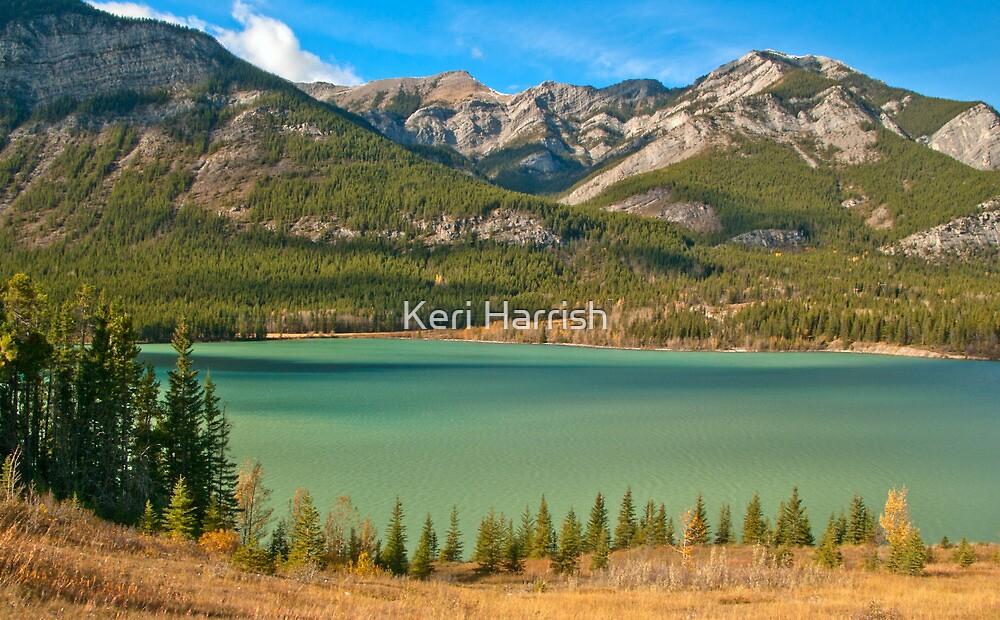 Barrier Lake by Keri Harrish
