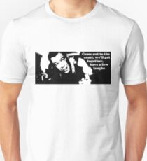 Die Hard: Come out to the coast... Unisex T-Shirt