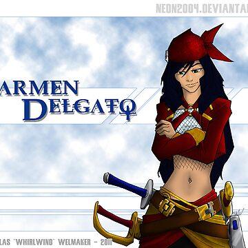 Carmen Delgato by Whirlwind