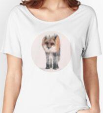 hondo kitsune Women's Relaxed Fit T-Shirt