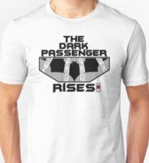 The Dark Passenger Rises Unisex T-Shirt