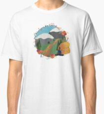 The Mountains Are Calling - Hike Classic T-Shirt