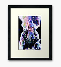 Cthulhu by Vincent Framed Print