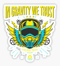 Downhill Gravity Freeride MTB Bike (Be Good Edition) Sticker