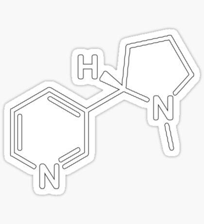 Nicotine Sticker