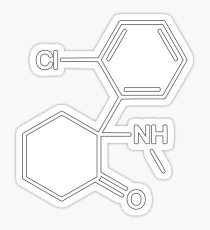 Ketamine Sticker
