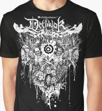 Dethklok Metalocalypse Shirt Graphic T-Shirt