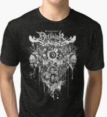 Dethklok Metalocalypse Shirt Tri-blend T-Shirt