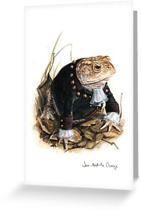 Mr. Toad by JBMonge