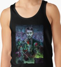 Hannibal Holocaust - They Live - Living Dead Tank Top