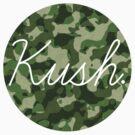 Camo Kush. by kush-tee