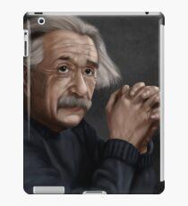 Alber Einstein iPad Case/Skin