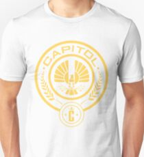 The Hunger Games Capitol Seal Unisex T-Shirt