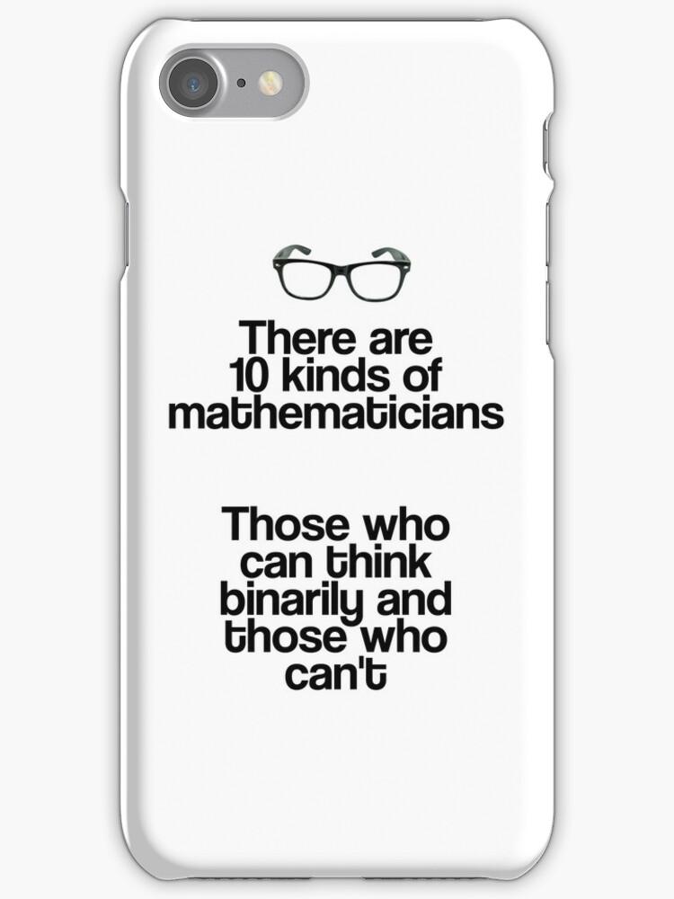 Maths - Binary - Funny by gemzi-ox