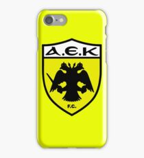 AEK Athens iPhone Case/Skin