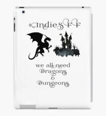 IndieSFF Dragons & Dungeons iPad Case/Skin